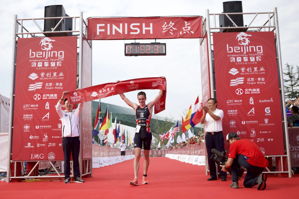 China Peak Sprint Triathlon